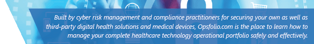 Community for cyber risk management and digital healthcare solutions