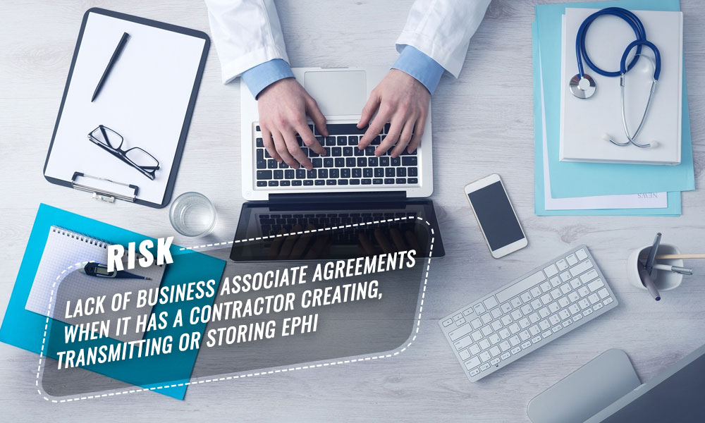 Lack-of-business-associate-agreements