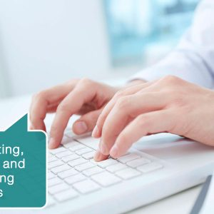 Conducting auditing and monitoring activities