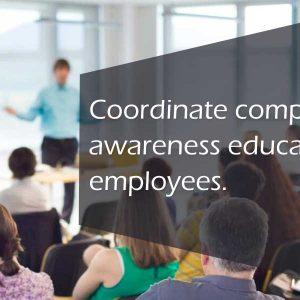Coordinate compliance