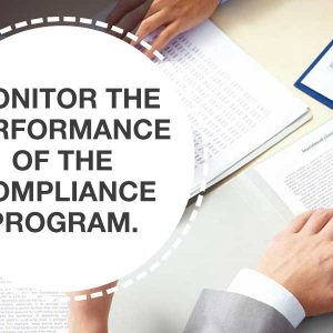 Monitor the performance