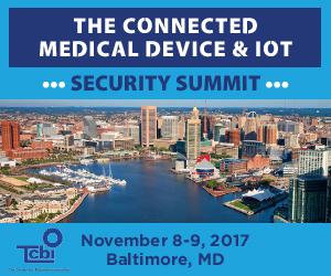 Connected Medical Device and IOT Security Summit