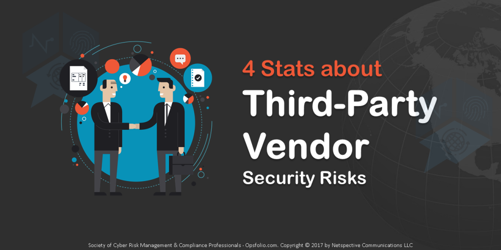 4 Stats about Third-Party Vendor Security Risks